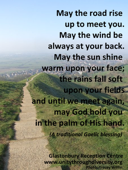Traditional Gaelic Blessing